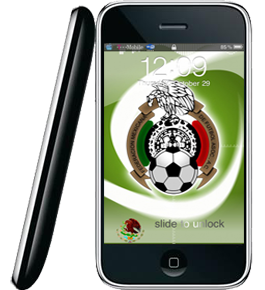 Futbol Mexicano Lockscreen