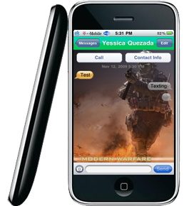 Modern Warfare 2 SMS Theme