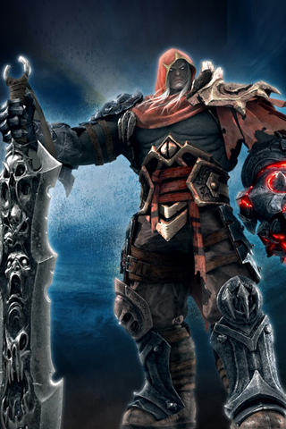 wallpaper darksiders. Darksiders Knight