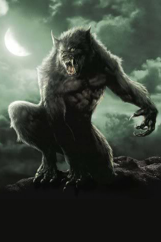 Werewolf Wallpaper For Iphone High Quality