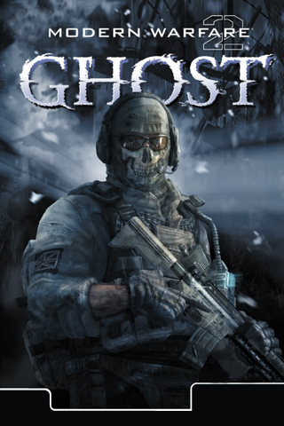 Ghost Wallpaper 2 Modern Warfare