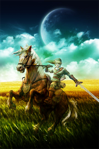 zelda wallpapers. The Legend of Zelda Wallpapers