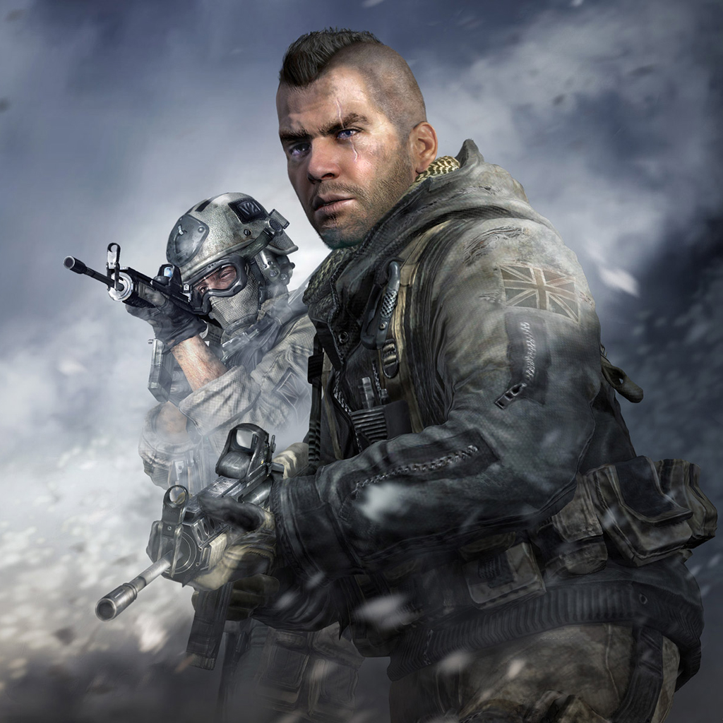 Modern Warfare 2 HD Wallpapers for iPad | iTito Games Blog
