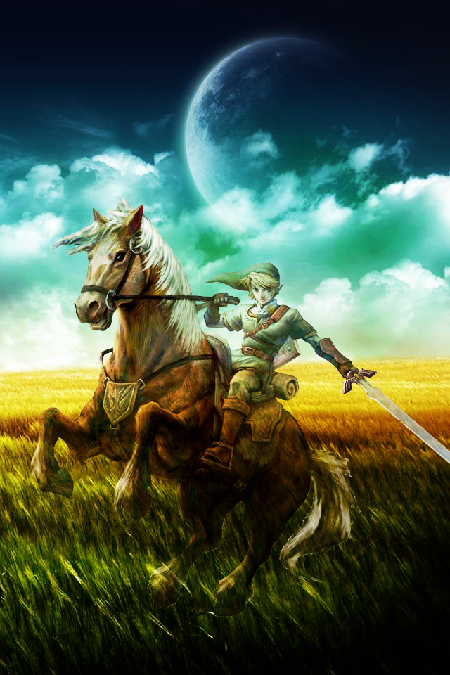 the legend of zelda hd wallpapers for iphone 4 itito
