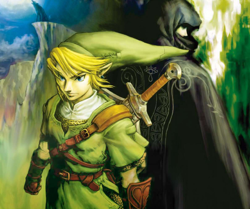 The Legend Of Zelda Hd Wallpapers For Android Itito Games Blog